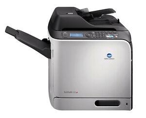 Develop ineo+ 20 Konica Minolta Bizhub C20 Farblaserdrucker  - 47.850 Seiten