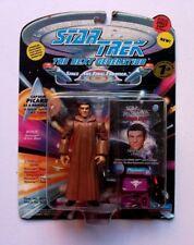 STAR TREK THE NEXT GENERATION Capitano Picard Figure e Accessori Nuovo Gratis P&P