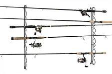 Organized Fishing Horizontal Wire Ceiling Fishing Rod Rack, New, Free Shipping