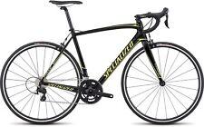 2017 Specialized Tarmac Sport Road Bike SL4 Gloss Black / Team Yellow 58cm