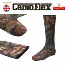Neoprene Wellington Boot Sock Liner Fishing Hunting Hiking Muck Socks Camo