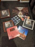 Rush - Hemispheres 40th Ann. Super Deluxe Box Set ( See Photos & description.)
