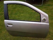 FIAT PUNTO MK2 ELX 16V DRIVERS FRONT O/S/F DOOR SILVER GREY