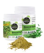 ✅SUPER SPROUT Organic 100% Australian BROCCOLI SPROUT POWDER - 135g - 100% Pure