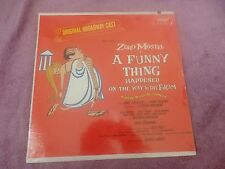 a funny thing happened on the way to the forum Capitol W 1717 Mono still sealed