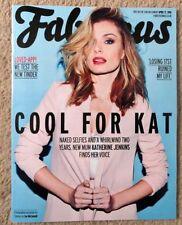 April Celebrity Fabulous Film & TV Magazines