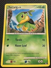 Pokemon TCG : POP SERIES 8 PROMO - TURTWIG 17/17 - COMMON