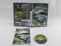 Need For Speed Most Wanted GameCube Nintendo Complete PAL