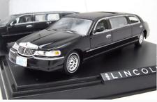 Limousine Town Car Black 1/43 Lincoln - Macchinine Modellismo - Nera - NUOVA