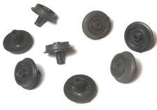 8 x Triang disc wheels for early coaches & wagons, spares, wheels, standard type