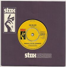 NORTHERN SOUL 45 CHARLENE & THE SOUL SERENADERS - CAN YOU WIN / JONI WISON STAX