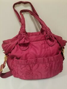 Marc by Marc Jacobs Pretty Nylon Eliz-A-Baby Quilted Baby Bag