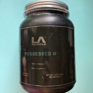 LA Muscle - Possessed II - Supplement Powder Orange 1.1 Lb