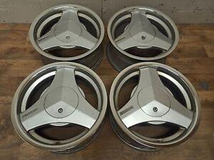 Mercedes Brabus alloys R15, sec,190,124,123( not amg,lorinser,oz)