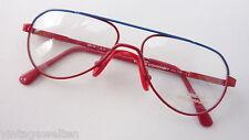 Trend Company Kinderbrille unisex blau rot Federbügel preiswert günstig size M