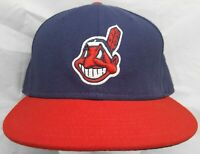 Cleveland Indians MLB New Era 59fifty 7&3/4 fitted cap/hat