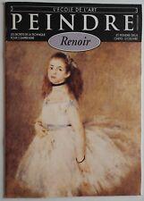 L'Ecole de l'Art Peindre Renoir n°3- Les secrets de la technique pour comprendre