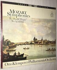 Otto Klemperer Mozart Symphonies 38 Prague & 39 Angel 36129 SEALED Stereo LP
