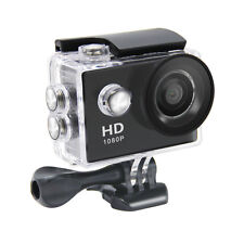 NEW 1080p HD Digital Camera Waterproof Screen Video Underwater Camcorder 8143U