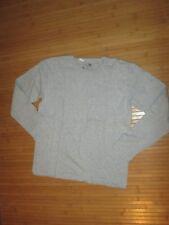 Tee-shirt gris clair,ML,T12ans,marque Décathlon,en TBE