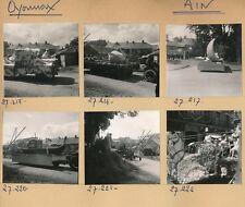 OYONNAX c. 1955 - 13 Photos Défilé Chars Fête des Fleurs Ain - Pl 254
