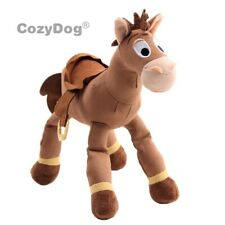 "10"" Toy Story Bullseye Woody Horse Plush Toy Soft Stuffed Doll Kids Xmas Gift"