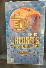 1994-95 Topps Embossed Basketball Box Factory Sealed Michael Jordan