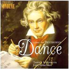 BEETHOVEN Dance CD Tapiola Sinfonietta, John Storgards, dances