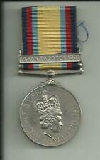 More details for 1991 gulf medal & kuwait medal m r monk rfa