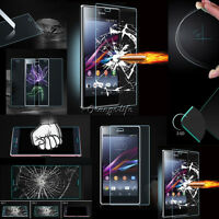 For SONY Phones Premium Guard Screen Protector Tempered glass Protective Film