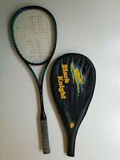 New listing Black Knight BK-2650 Squash Racquet Racket & Case Super Light!