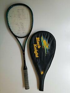 Black Knight BK-2650 Squash Racquet Racket & Case Super Light!