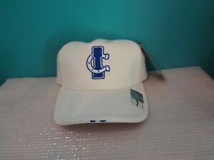 Indianapolis Colts Fitted Size 7 Cap Hat Nike NEW NWT Vintage NFL Cream