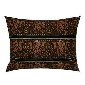 Peruvian Inca Indians Southwest Tribal Decor Virginia Pillow Sham by Roostery