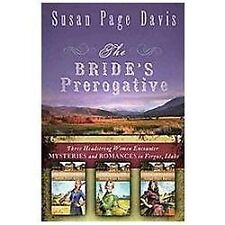 The Bride's Prerogative (Ladies' Shooting Club)-ExLibrary