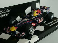 Minichamps RED BULL RACING rb6 ciabatta, 2010 #5 Winner GP Brazil - 410 100205