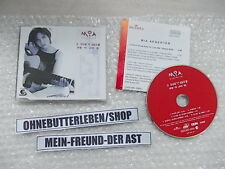 CD Pop Mia Aegerter - U Don't Know How To Love Me (5 Song) BMG +presskit