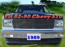 82-90 1989 1990 Chevy GMC S-10 S10 Blazer Billet Grille
