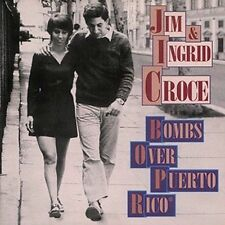 Bombs over Puerto Rico by Jim Croce (CD, Mar-1996, Bear Family Records...