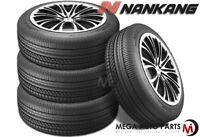 4 Nankang AS-1 AS1 175/50R13 72V SL 40k Mile All Season High Performance Tires