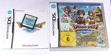 Spiel: DRAGON QUEST HÜTER DES HIMMELS Nintendo DS + Lite + Dsi + XL + 3DS 2DS