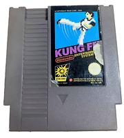 Kung Fu Nintendo NES PAL (B Grade Cart)