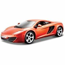 Véhicules miniatures orange en plastique pour McLaren