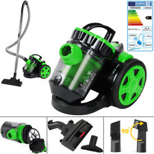 Bagless Vacuum Cleaner Hoover Compact Cyclonic HEPA Cylinder High Power Pet Car