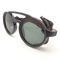 a1d0147103d Carrera 5046 S 807QT Matte Black Red Green New Sunglasses Authentic