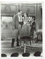 Rochelle Hudson Harry Richman Actors Music goes round Vintage 1939 Photo 10 x 8