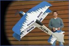 GREAT PLANES PLUMA INDOOR/OUTDOOR 3D EP ARF 32.5 GPMA1130  NIB RC AIRPLANE!!