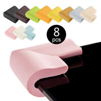 Furniture Foam Bumper Baby Safety Table Edge Guard Strip Desk Corner Protector-