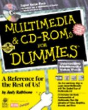 For Dummies: Multimedia and CD-ROMs for Dummies : Interactive Multimedia...