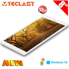 Teclast X80 Pro 2+32GB Tablet PC Windows10+Adrioid 5.1 4-Core Dual OS 2GB RAM